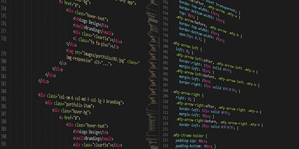 Code ad'hoc pour projet spécifique